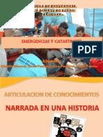 Emergencia y Catástrofe