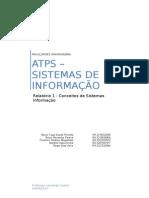 Relatrio1 Conceitosdesistemasinformao 130519182051 Phpapp02