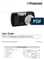 Polaroid t737 ML User Manual (US)