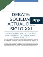 Instructivo Debate
