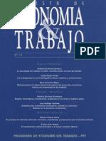 Los Trabajadores en La Historiografia Chilena. Balance y Proyecciones - Jorge Rojas Flores