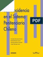 2013 03 21 Reincidencia en El Sistema Penitenciario Chileno