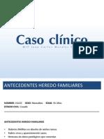 caso clinico pericarditis aguda