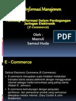 Presentasi SIM E-commerce