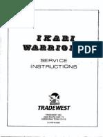 Manual Ikari Warriors