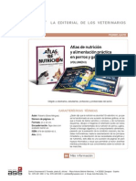 atlas de nutricion animal