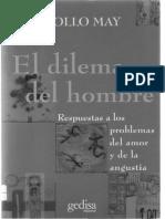 May Rollo - El Dilema Del Hombre.pdf