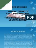 REDES SOCIALES ISMARITH CARACHURE MARQUEZ.pptx