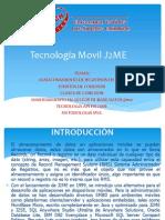 Expo Tecnología Movil J2ME