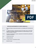 Sesión 1 Estrategia General Gestion de mantenimiento de maquinaria pesada