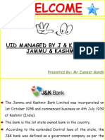Uid in jammu and kashmir by zameer bandh