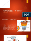 ch 8 geology - rocks final edit - complete chapter