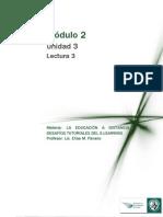 Lectura3_La Construcción de Proyectos de Educación a Distancia