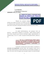 TAQUARANA - PARECER - BOLSA ESTUDO - 001-01.doc
