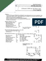 Datasheet Stk4231