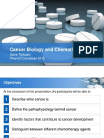 cancer biology and chemotherapy draft