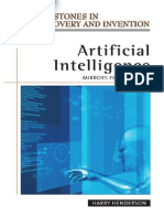 Artificial Intelligence - Mirrors for the Mind - H. Henderson (2007) WW