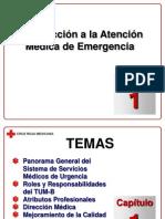 Capítulo 01 - Introducción a La Atención Médica de Emergenci
