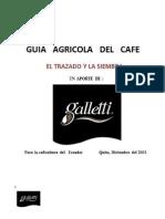 04 Guia Agricola Del Cafe - Trazado y Siembra