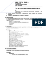 Curso Data Center-tacna