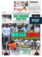 Friday, November 07, 2014 Edition