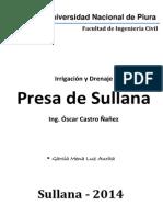 Presa de Sullana