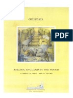 Selling England by the Pound