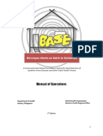 BASE Manual of Operations