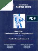 Fundamentos de La Terapia Manual Ortopédica_Prof.dr. Mariano Rocabado S