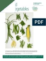 Pod Seeds Vegetables
