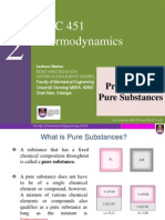 Chap2 Properties of Pure Substances