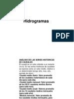 hidrogramas