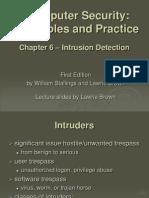 Chap9a Intrusion