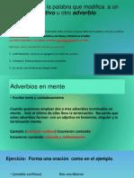 Adverbio