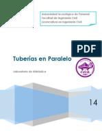 Tuberías en paralelo