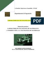 Tecnologia de Materiales I (16 a 22)