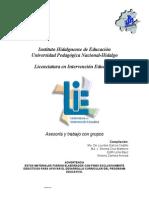 Desarrollo de La Inteligencia en La Primera Etapa upn