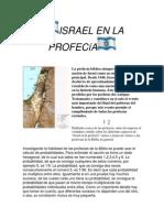 Israel en La Profecía