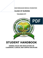Revised Student Handboo k [1]