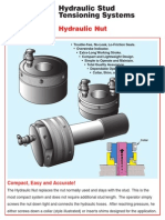 HTI Hydraulic Nut