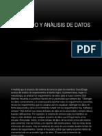 Modelado y Análisis de Datos