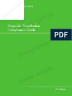 Domestic Ventilation Compliance Guide 2010
