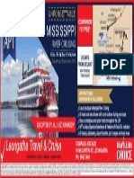 Leongatha Travel and Cruise Ad Nov 2014