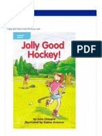 Jolly Good Hockey