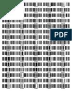 MCA Barcode Detailes