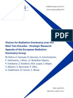 Eurados Report 2014-01 Visions for Radiation Dosimetry over the  Next Two Decades