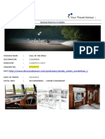 2N3D Sunderbans Luxury HouseBoat