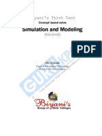 Simulation and Modulation