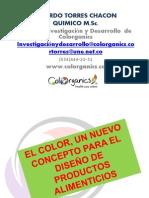 Los Colores RicardoTorres Colorganics