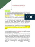 Tipologia Del Docente
